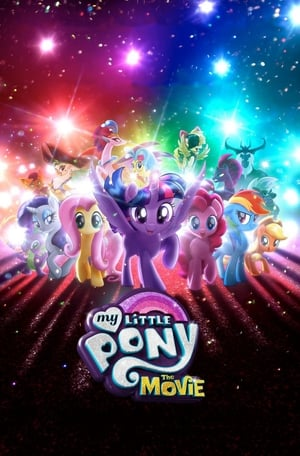Poster Movie My Little Pony: The Movie 2017