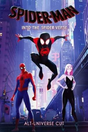 poster Spider-Man: Into the Spider-Verse