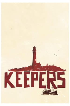 Poster Movie Keepers 2018