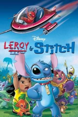 Lilo & Stitch 3 : Leroy & Stitch