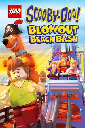 LEGO Scooby-Doo! Blowout Beach Bash