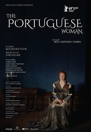 Poster Movie The Portuguese Woman 2019