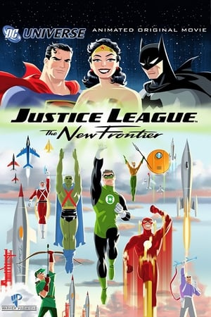 poster Justice League: The New Frontier