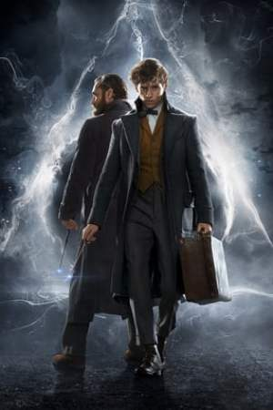 poster Fantastic Beasts: The Crimes of Grindelwald