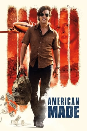 Poster Movie American Made 2017