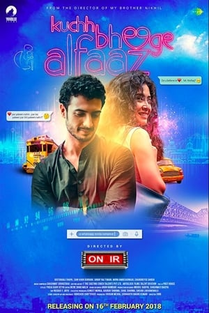 Poster Movie Kuchh Bheege Alfaaz 2018