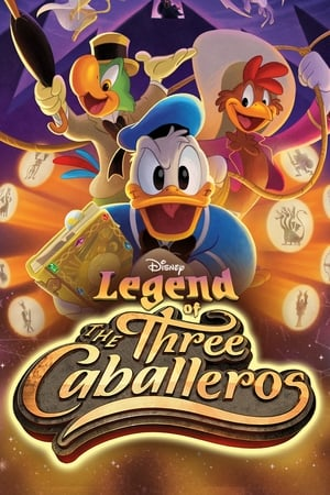 Image Legend of the Three Caballeros