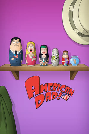 poster American Dad!
