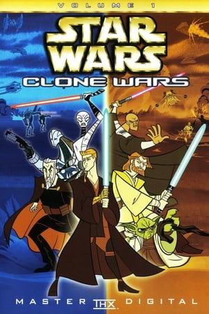Poster Movie Star Wars: Clone Wars — Volume 1 2005