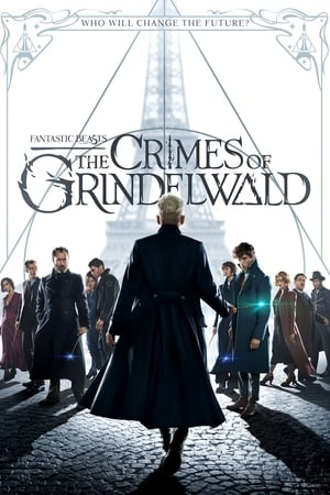 Poster Movie Fantastic Beasts: The Crimes of Grindelwald 2018