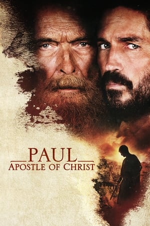 Poster Movie Paul, Apostle of Christ 2018