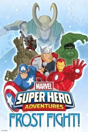 Image Marvel Super Hero Adventures: Frost Fight!