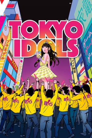 Poster Movie Tokyo Idols 2017