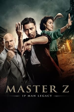 Poster Movie Master Z: Ip Man Legacy 2018