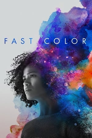 Poster Movie Fast Color 2019