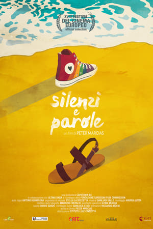 Poster Movie Silenzi e parole 2017