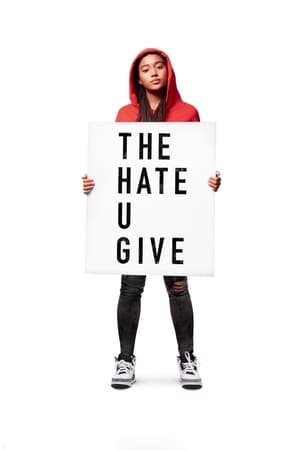 Poster Movie The Hate U Give 2018