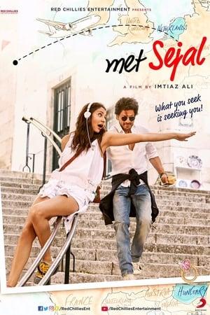 Poster Movie Jab Harry Met Sejal 2017