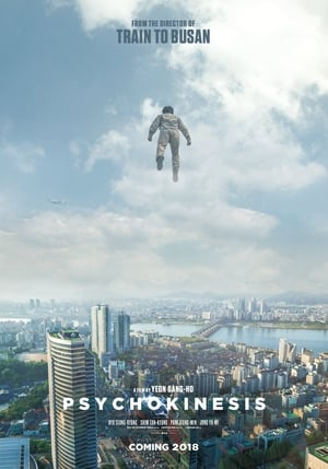 Poster Movie Psychokinesis 2018