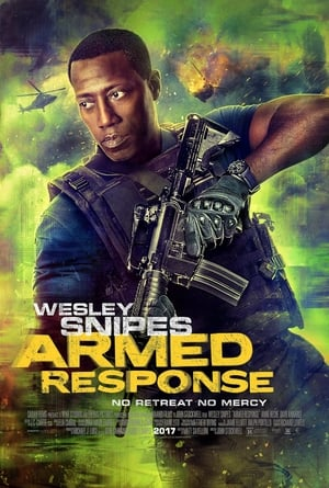 Poster Movie Armed Response 2017