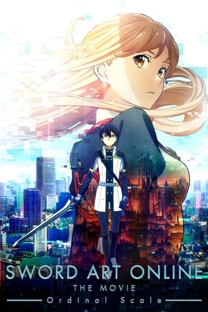 Poster Movie Sword Art Online The Movie: Ordinal Scale 2017