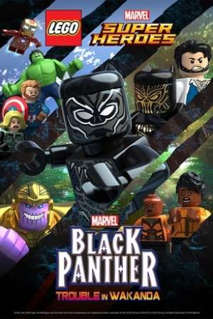 Image LEGO Marvel Super Heroes: Black Panther - Trouble in Wakanda