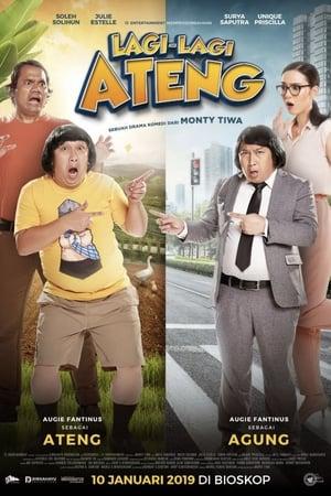 Poster Movie Lagi-Lagi Ateng 2019