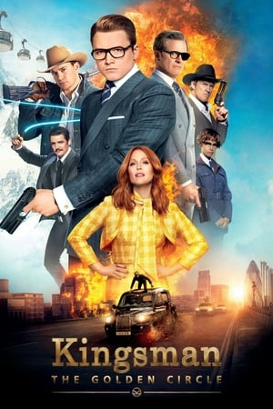 poster movie kingsman the golden circle 2017