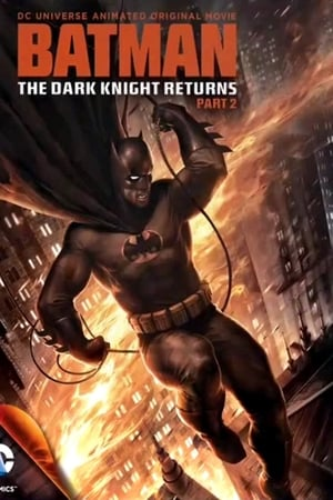 poster Batman: The Dark Knight Returns, Part 2