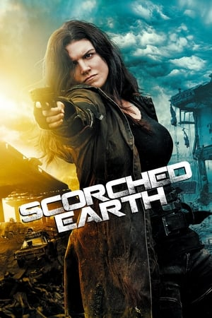Poster Movie Scorched Earth 2018