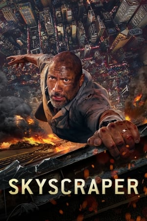 Poster Movie Skyscraper 2018
