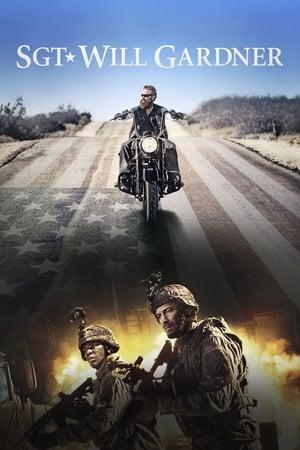 Poster Movie Sgt. Will Gardner 2019