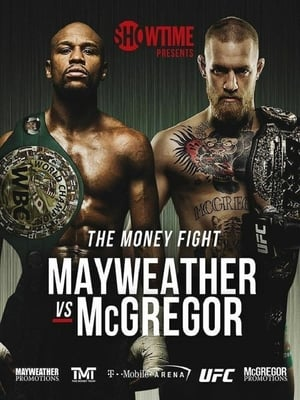 Poster Movie Floyd Mayweather vs Conor McGregor 2017