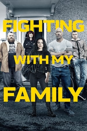 Poster Movie Fighting with My Family 2019