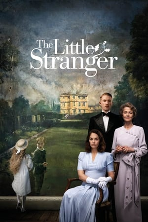 Poster Movie The Little Stranger 2018