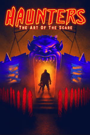 Poster Movie Haunters: The Art of the Scare 2017