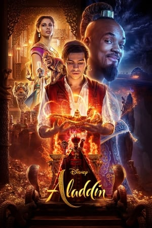 Poster Movie Aladdin 2019