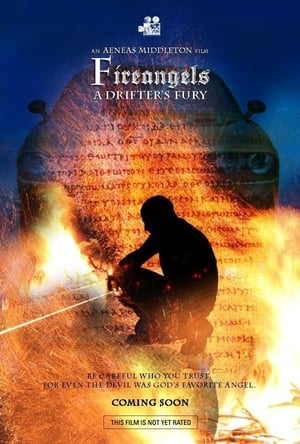 Poster Movie Fireangels: A Drifter's Fury 2017