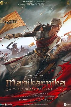 Poster Movie Manikarnika 2019