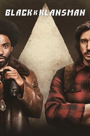 Poster Movie BlacKkKlansman 2018