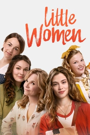 Poster Movie Little Women 2018