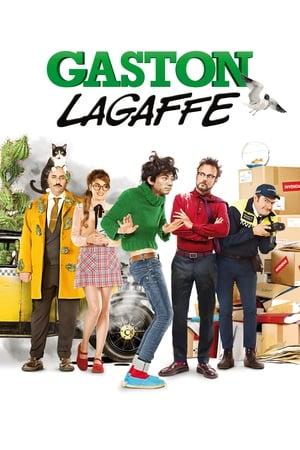 Poster Movie Gaston Lagaffe 2018