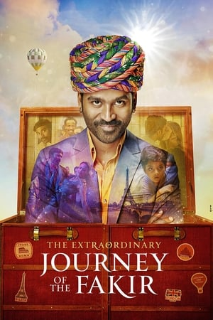 Streaming Movie The Extraordinary Journey of the Fakir (2018) Online
