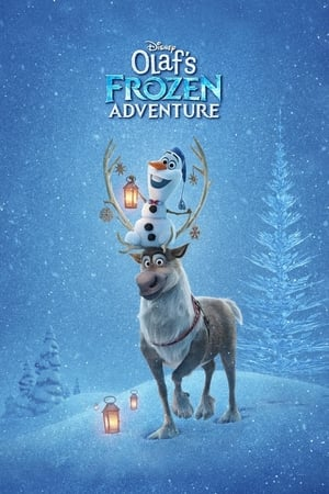 Poster Movie Olaf's Frozen Adventure 2017