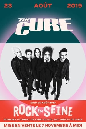 Image The Cure : Live Rock en Seine