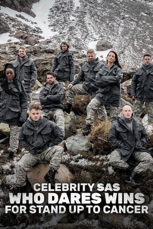 Celebrity SAS: Who Dares Wins for SU2C