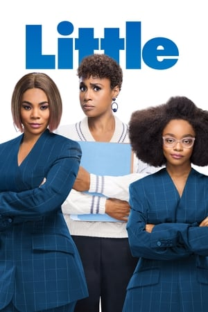 Poster Movie Little 2019