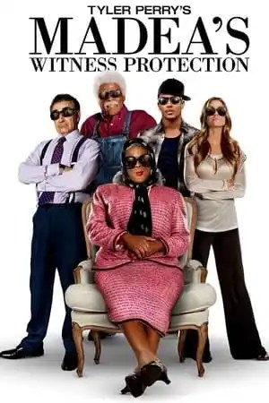 Image Madea's Witness Protection
