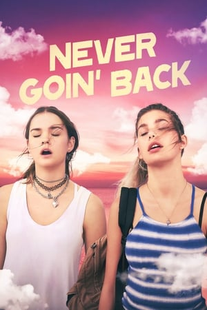 Poster Movie Never Goin' Back 2018
