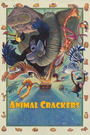 Poster Movie Animal Crackers 2017